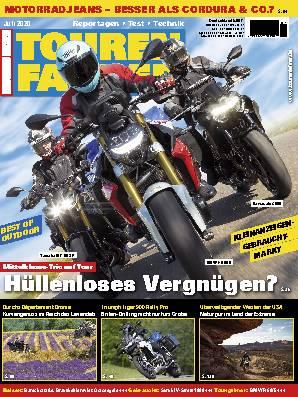 Titelseite Ausgabe 7 2020
