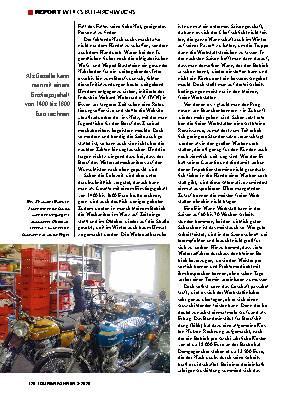 Werkstatt-Report