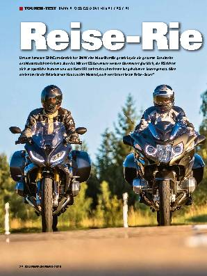BMW R 1250 GS ADVENTURE / RS / RT
