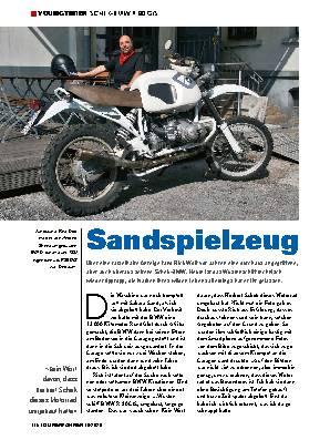 SCHEK-BMW R 80 G/S