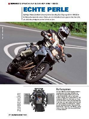 GEBRAUCHTKAUF & ZUBEHÖR BMW F 700 GS