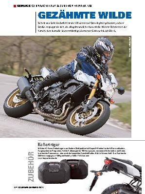 Gebrauchtkauf & Zubehör Yamaha FZ8