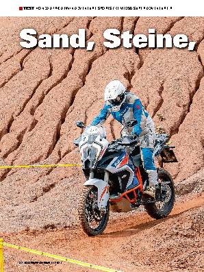 HONDA AFRICA TWIN ADVENTURE SPORTS / KTM 1290 SUPER ADVENTURE R